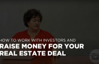Raising Money for Your Real Estate Investments
