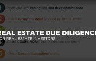 Screencast: The Property Is Under Contract, Now What?