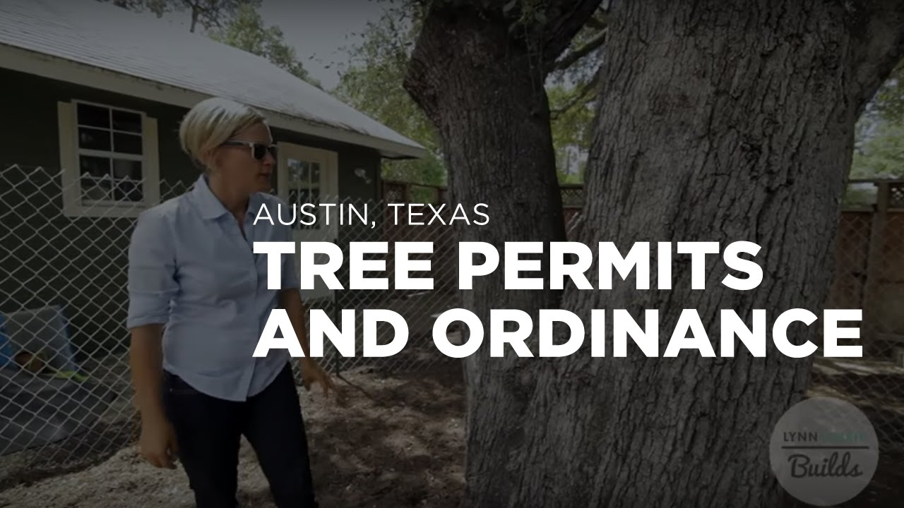 what you need to know about austin texas tree ordinance